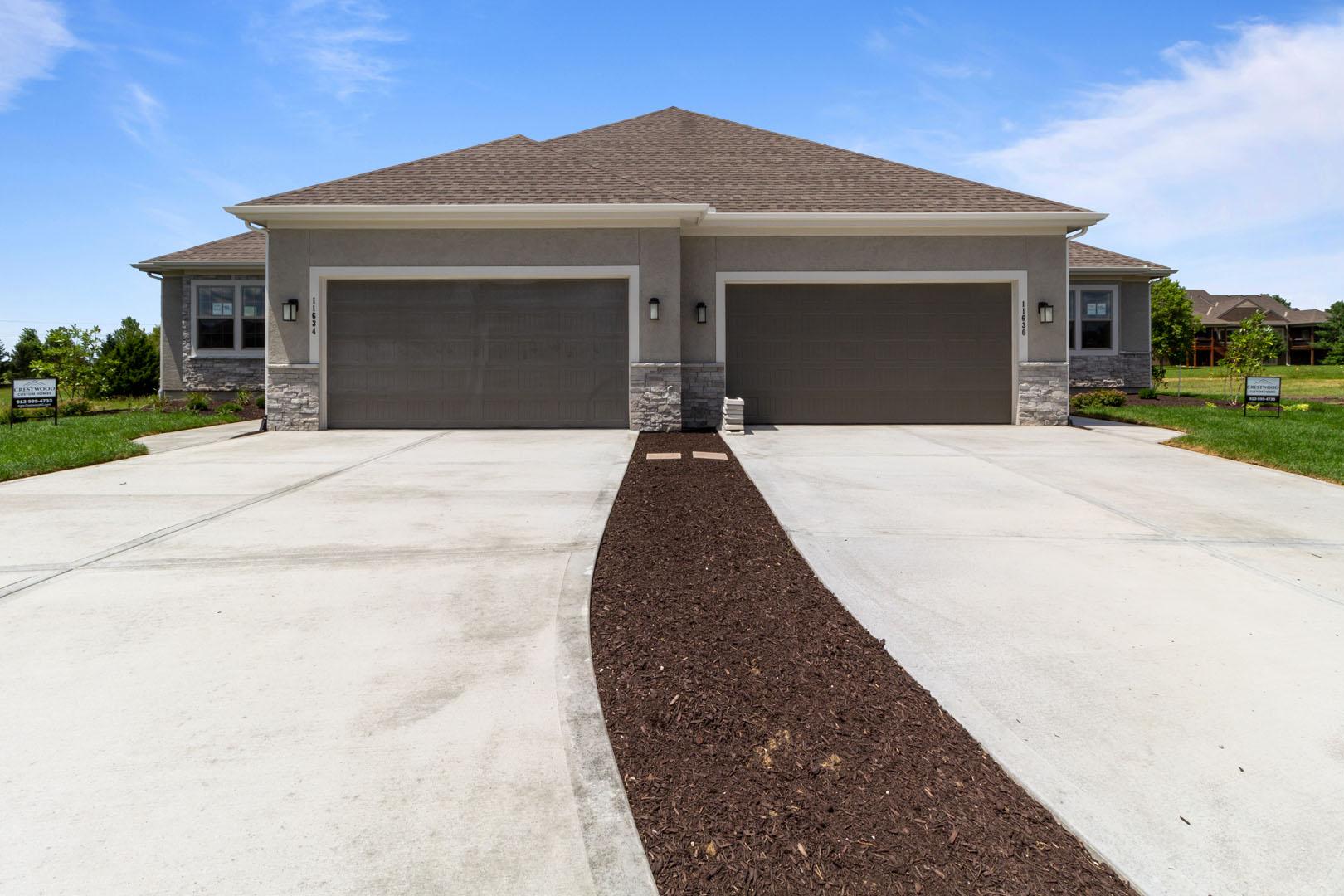 New homes in Olathe
